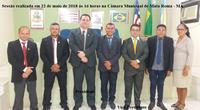 Sessão realizada em 22 de maio de 2018